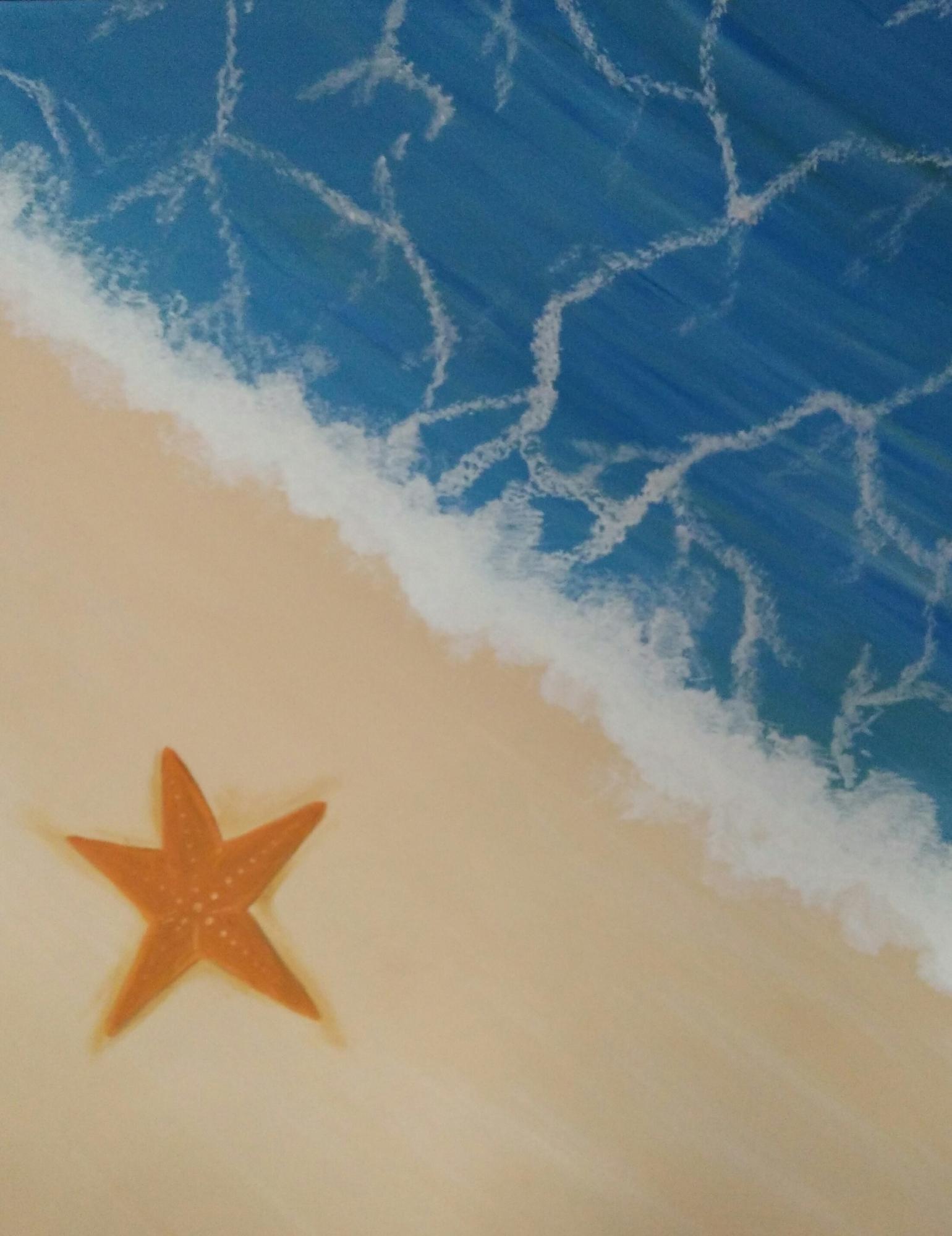 Paint Amp Sip Class Beach