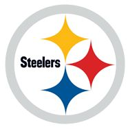 steelers kneepads rh mommygear com  steelers logo images free