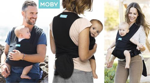 Moby Fit Baby Carrier