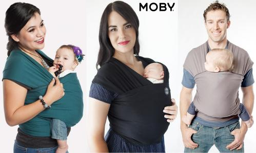 7e810fabe58 Moby Wrap Classic Cotton Baby Carrier