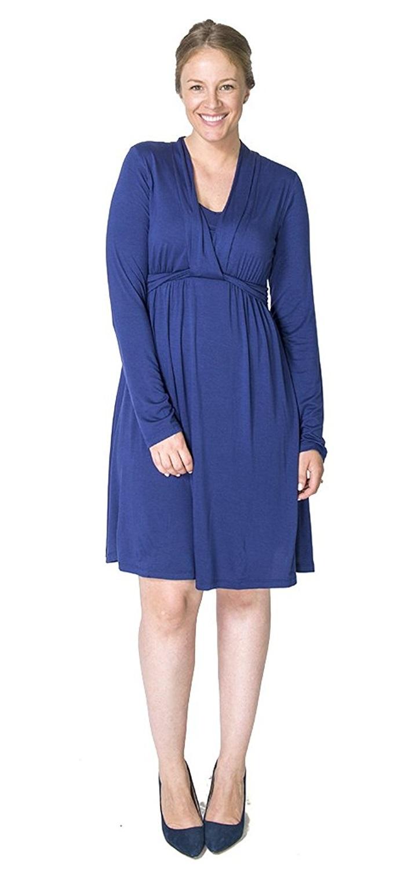 momzelle-abigail-nursing-dress-blue