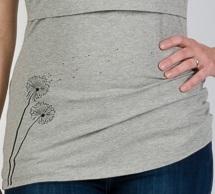 momzelle-christine-nursing-top-grey-dandelion-print