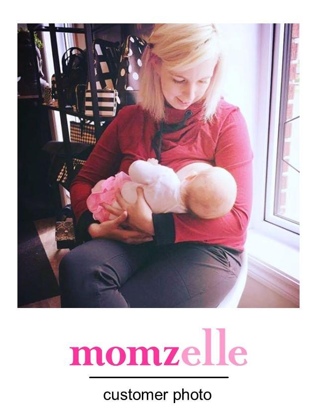 momzelle-gaby-nursing-hoodie-red-heather-customer.jpg