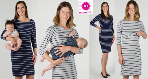Momzelle Charlie Nursing Dress