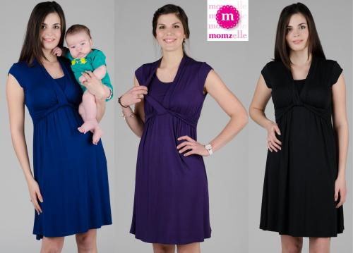 Momzelle Suzy Nursing Dress