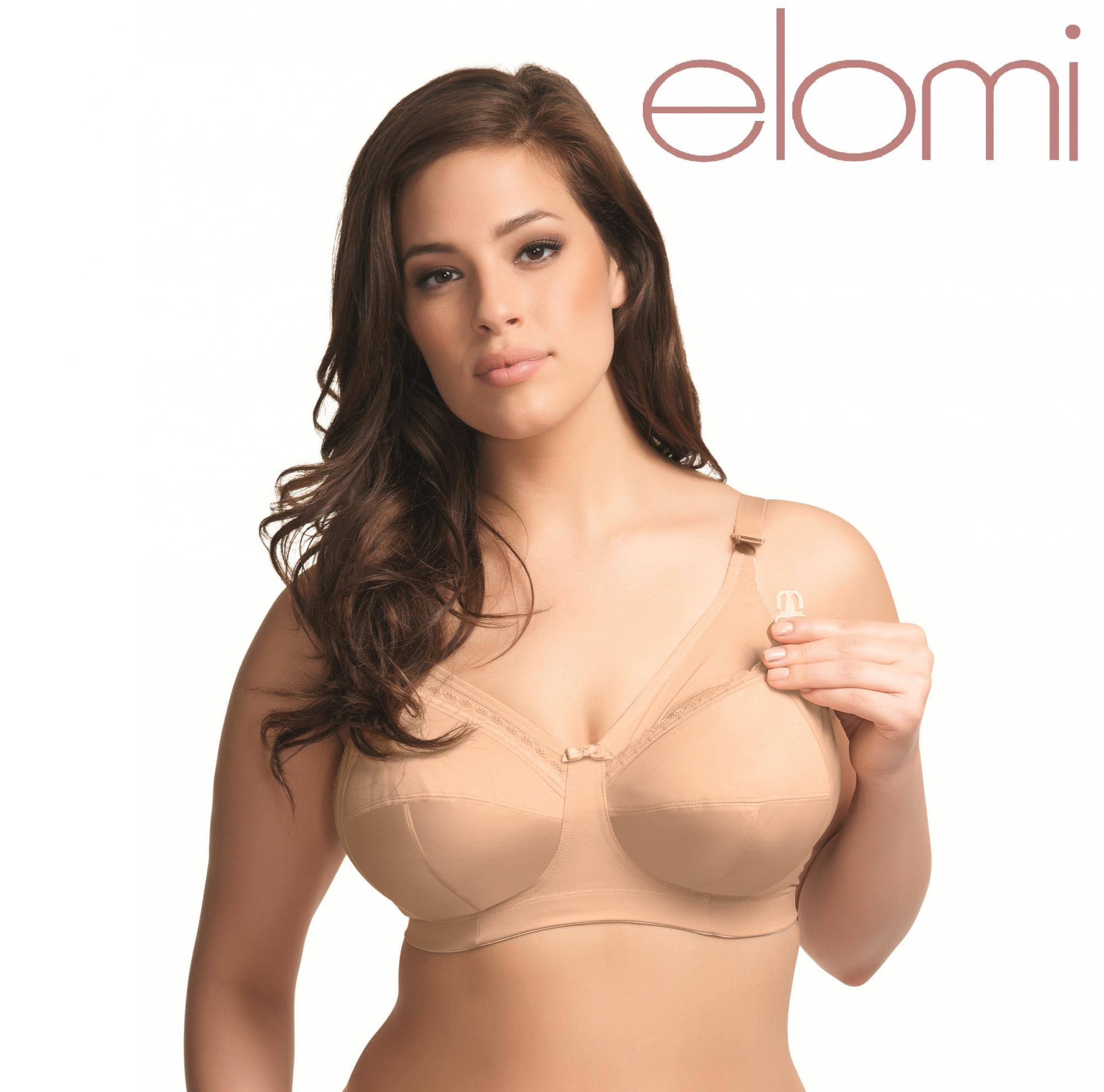 7cd23d3da1 Elomi Beatrice Softcup Nursing Bra