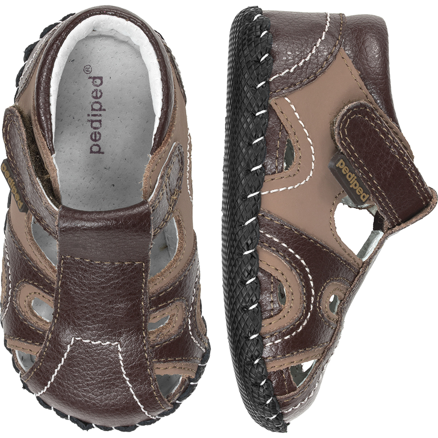 pediped-originals-baby-shoes-brody-sandal-brown