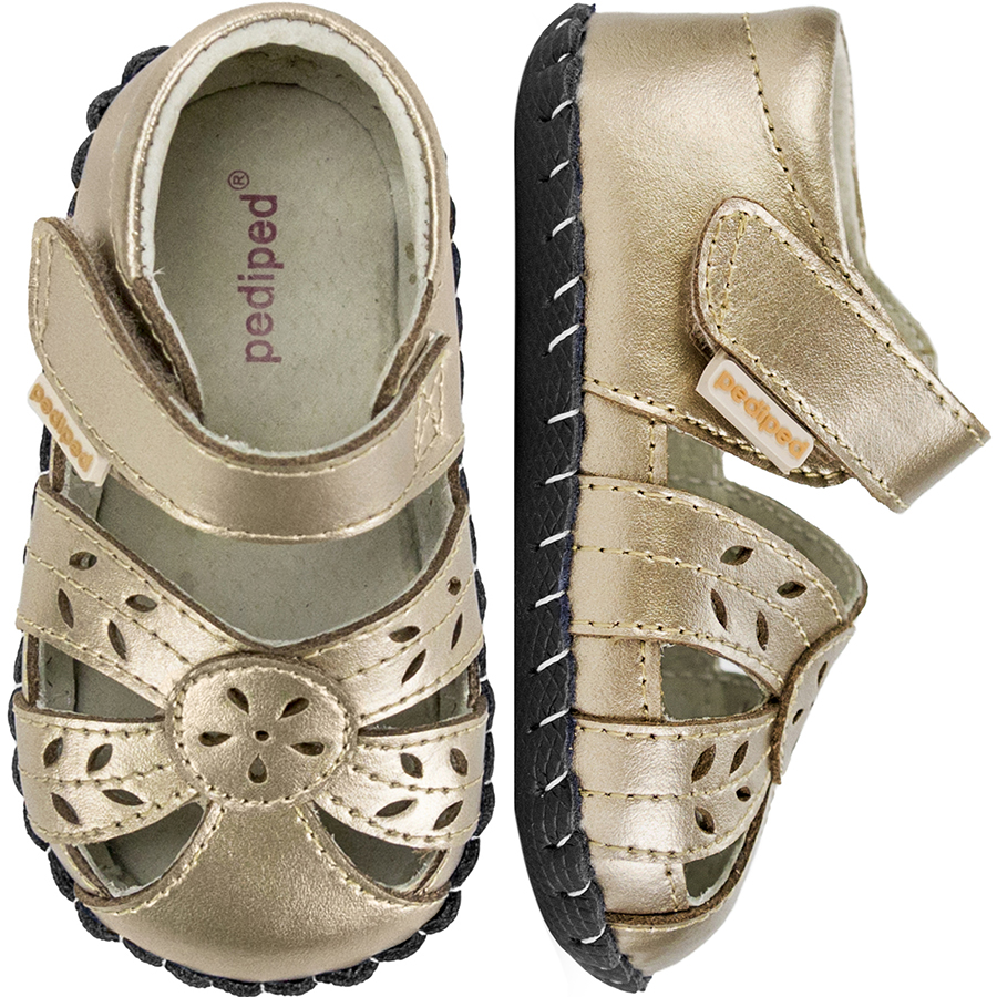 pediped-originals-baby-shoes-daphne-sandals-champagne