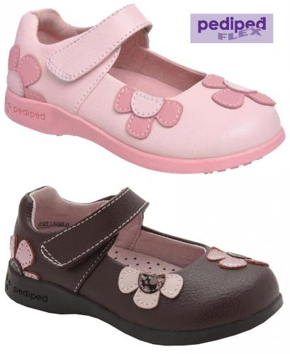 Pediped Flex Girls' Shoes