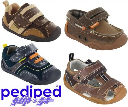 Pediped Grip n Go Boys' Shoes