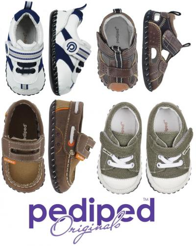Pedipeds Original Shoes--Boy Styles