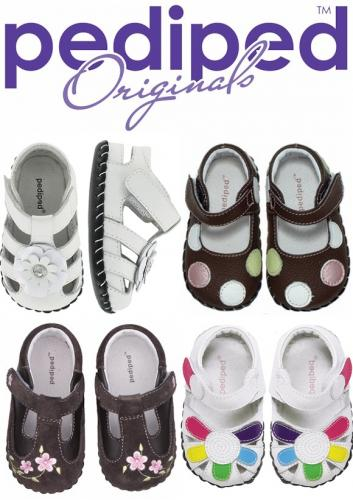 Pedipeds Originals Shoes--Girl Styles