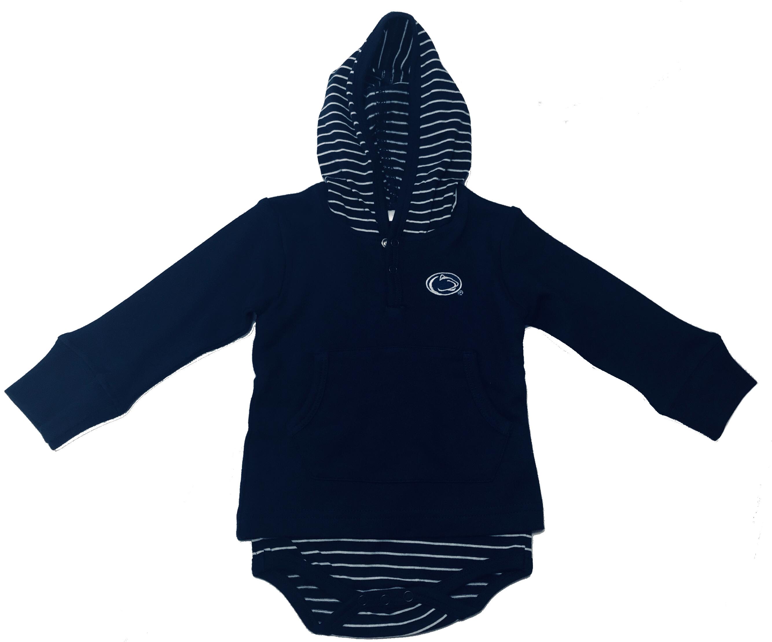 penn-state-baby-hoodie-navy