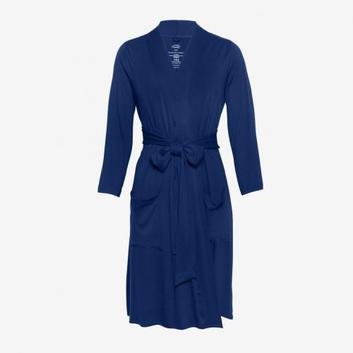 Posh Peanut Robe - Sailor Blue
