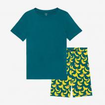 posh-peanut-mens-short-shirt-set-pajamas-PP-AD007-bananas
