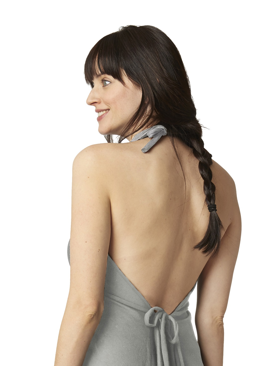 pretty-pushers-ruffle-labor-gown-moonlight-grey-back-tie
