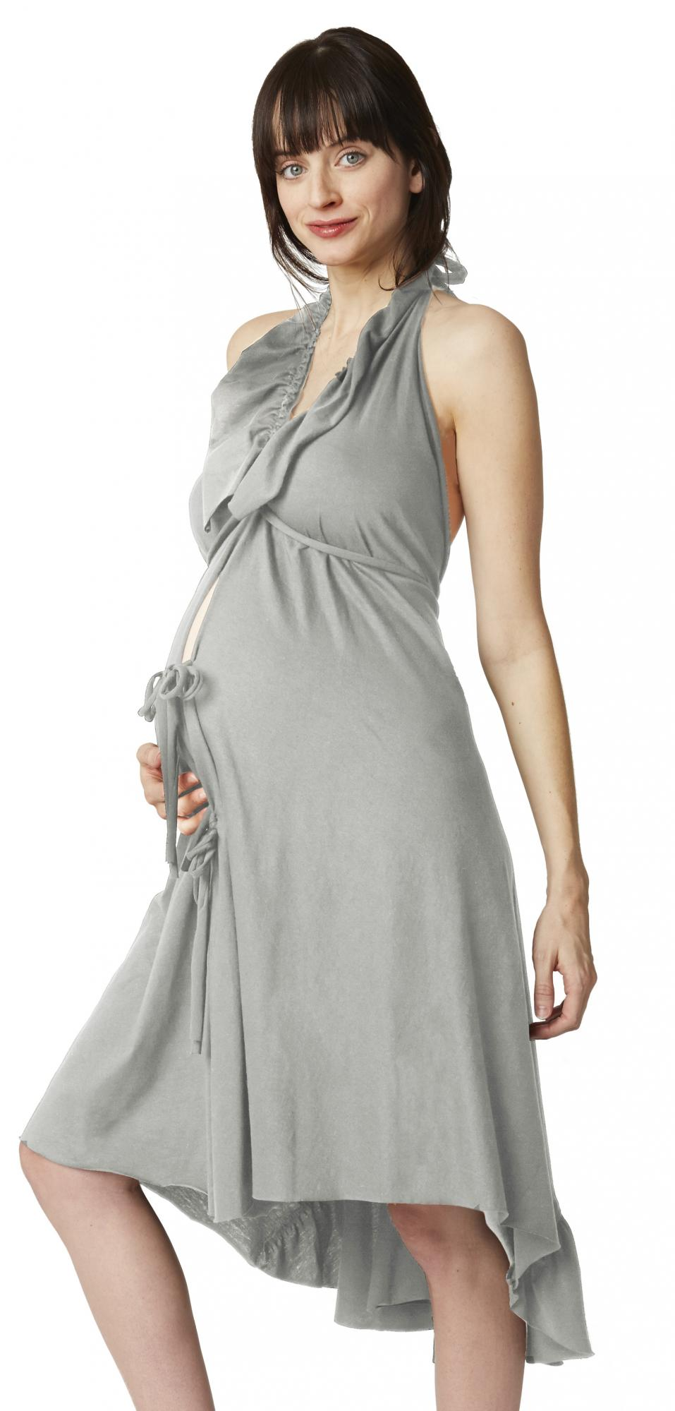Pretty Pushers Cotton Labor & Delivery Gown