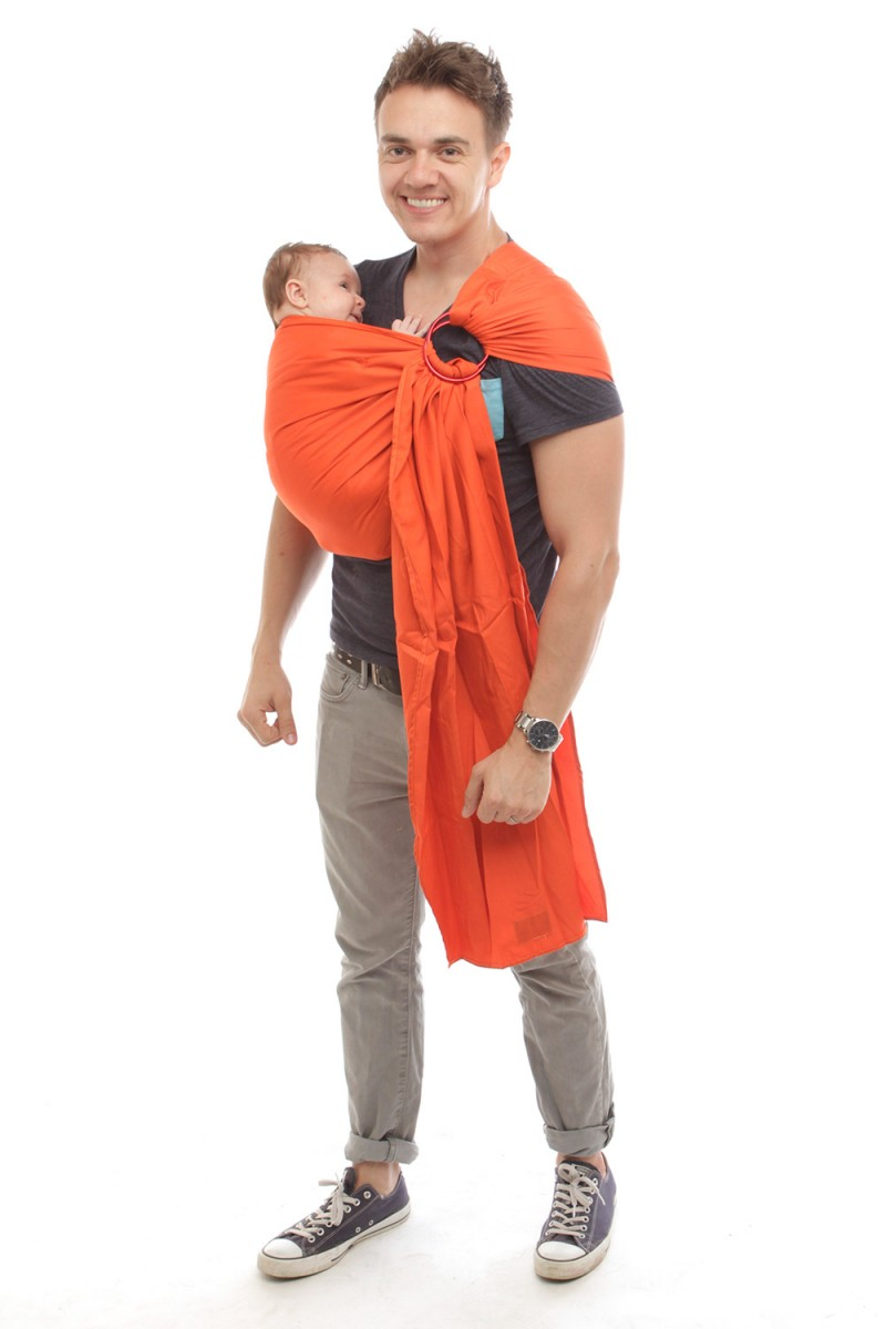 5f0b2905f5b ... rockin-baby-sling-single-orange-hero-dad-2. ...