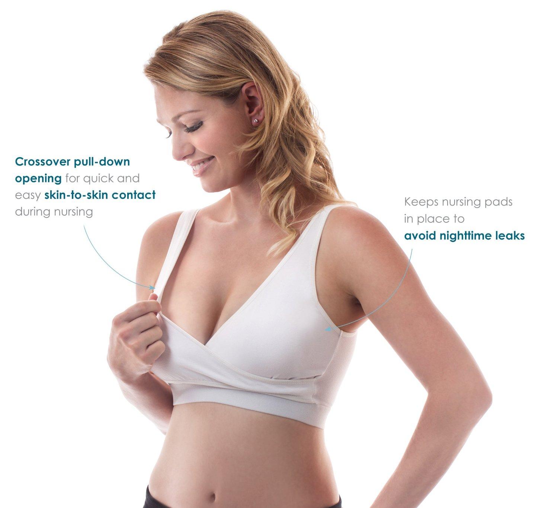 rumina-classic-crossover-hands-free-nursing-bra-white-4