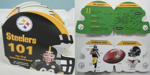 Steelers Board Book