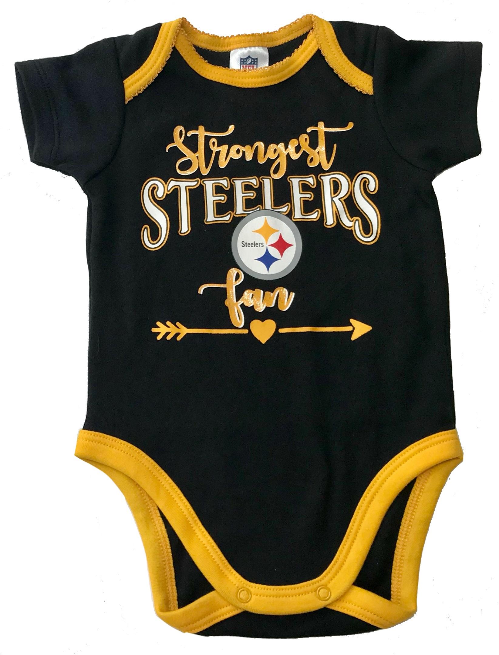 steelers-nfl-infant-bodysuit-bib-cap-set-girl-rose-bodysuit