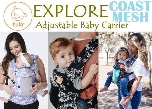 Tula Explore Coast Mesh Baby Carrier